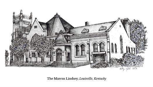 The Marcus Lindsey, Louisville Kentucky